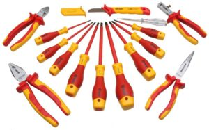 BOOHER 15-Piece Insulated Tool Set Review