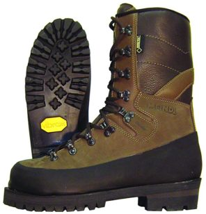 HOFFMAN Boots Meindl Steel Toe Eureka Lineman Boots Review