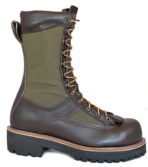 ddf5253bb49 HOFFMAN Boots Powerline Review - Lineman Boots & Tools