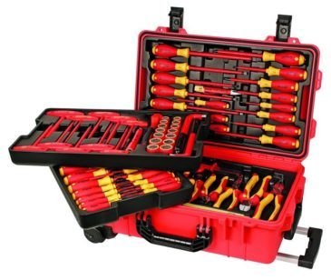 Wiha 32800 Insulated 80-Piece Tool Set Review