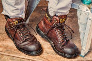 lineman climbing boots