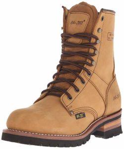 AdTec Men's 9-Inch Logger Boot Review