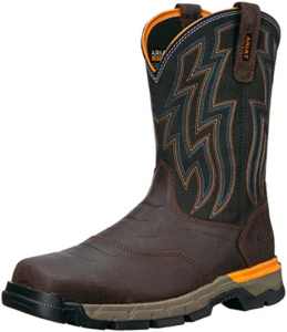 Ariat Work Men's Rebar Flex Western Work Boot Review