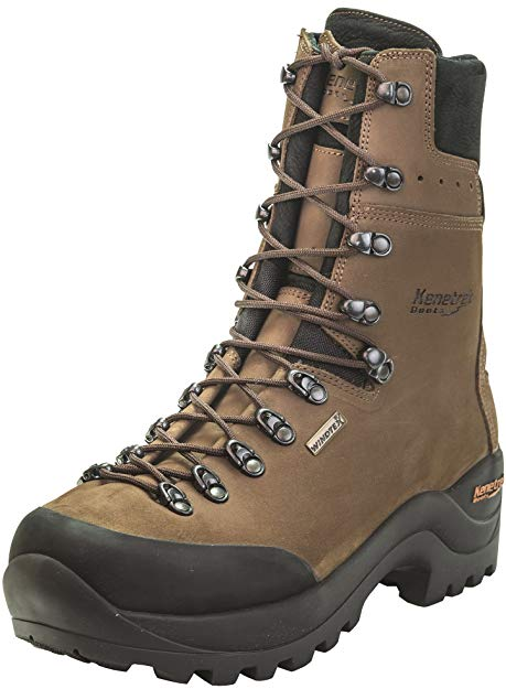 Kenetrek Lineman Extreme Boots Review