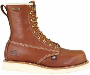 Thorogood Men's American Heritage MAXWear Wedge Boots Review