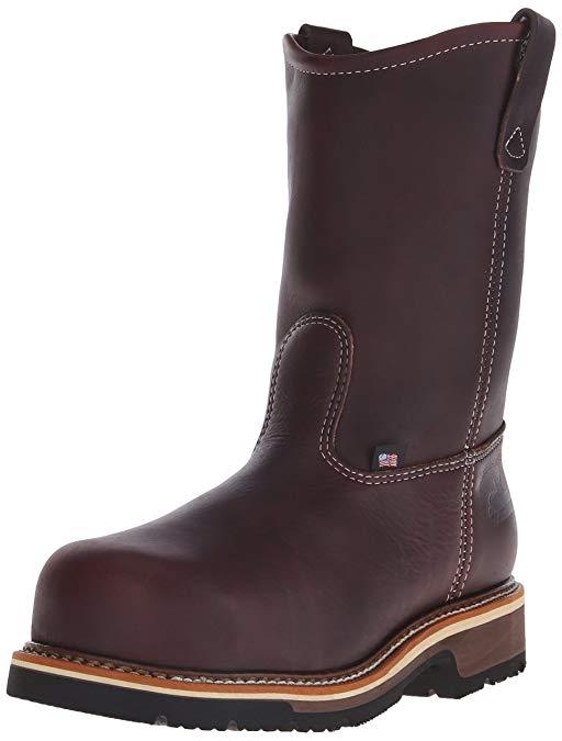 b773d04917d Thorogood Men's American Heritage Wellington Emperor Toe Boots ...